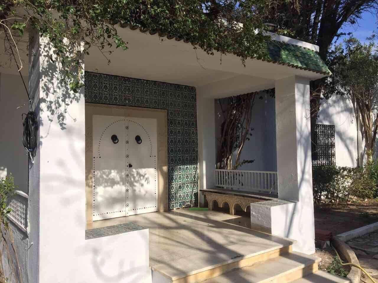 Villa Green , Hammamet